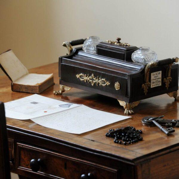 Catherine McAuley desk