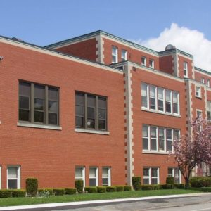 MountMercyAcademy Buffalo Building