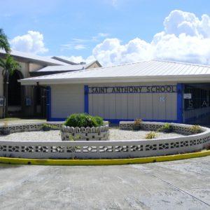 StAnthonySchool Guam Building