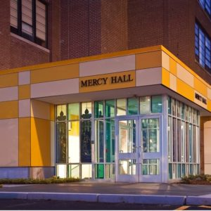 StMaryAcademy BayView Mercy Hall