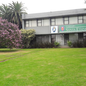 ColegioSantaEthnea Argentina Building