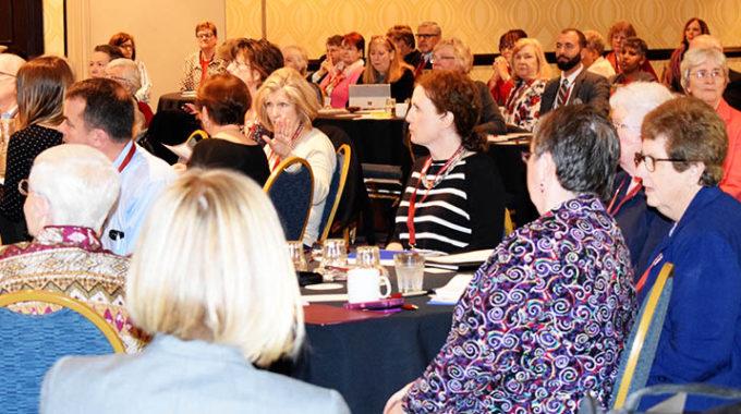 Leadership Forum Brings Mercy Educators Together In Atlanta – Foro Para Líderes Reúne A Los Educadores De La Misericordia En Atlanta