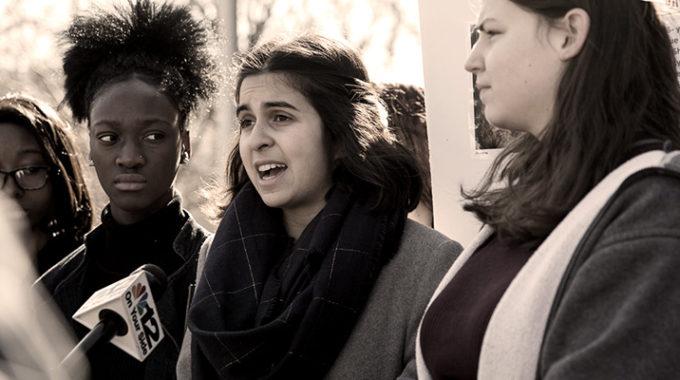 Parkland Womens History Month
