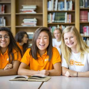 Mercy McAuley Students