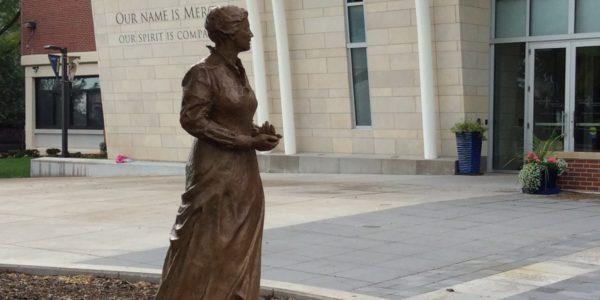 Catherine Statue