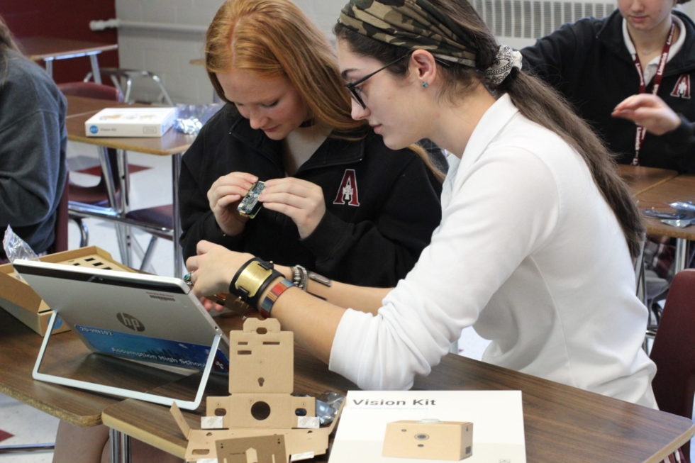 Three Mercy Schools Earn Double Distinction With AP Computer Science Female Diversity Awards